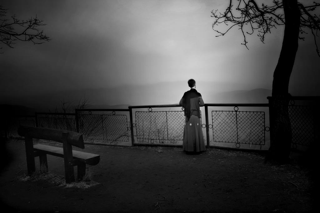 solitude by stevenfields