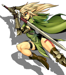 Fantasy Puzzle: Ela