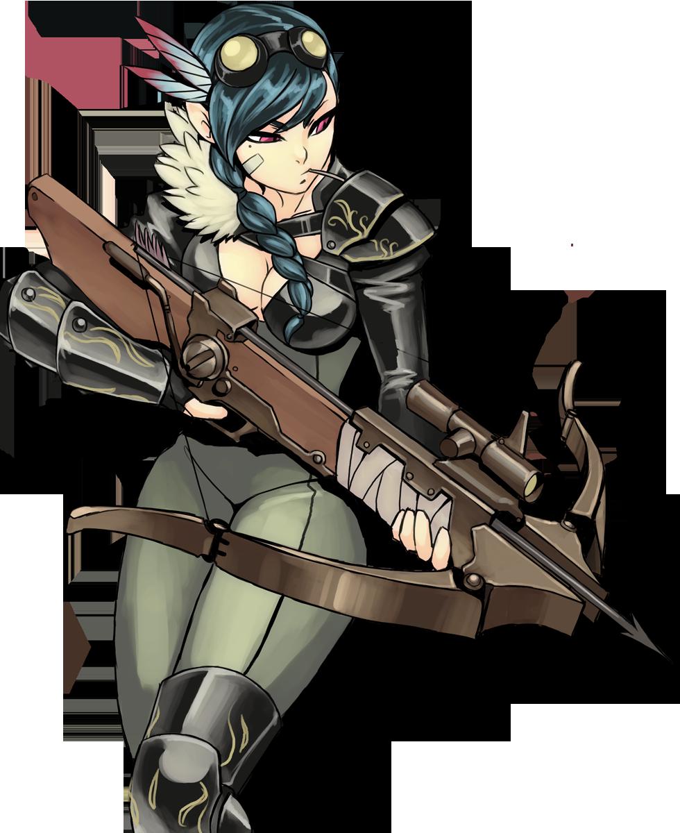 Fantasy Puzzle: Myrai