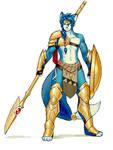 Cerinia Warrior