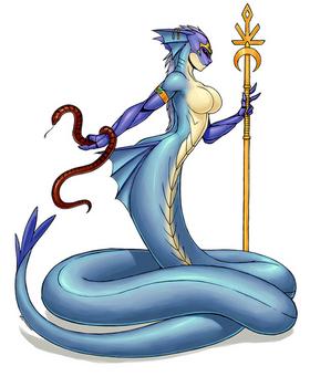 Naga (female)