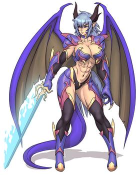 Clare (half-dragon)
