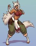 Beastkin Martial Artist