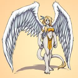 Kreia, the Storm Lion