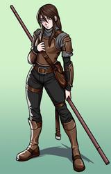 Sarah Berke, The Druid