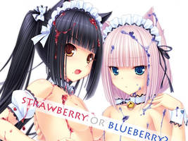 Chocola and vanilla Sexy by DaynSky
