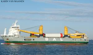 German general cargo ship Calypso (2011) 2014-