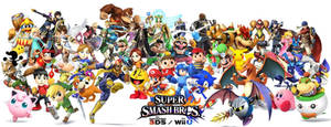 Super Smash Bros Roster