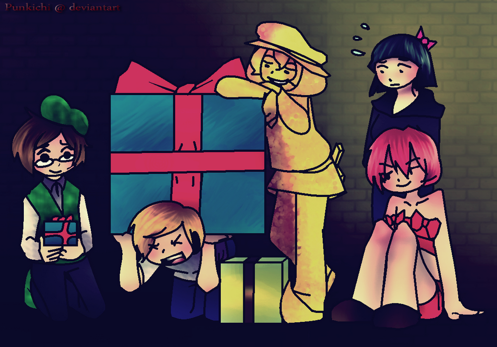 Happy Birthday Pewdie! by Punkichi