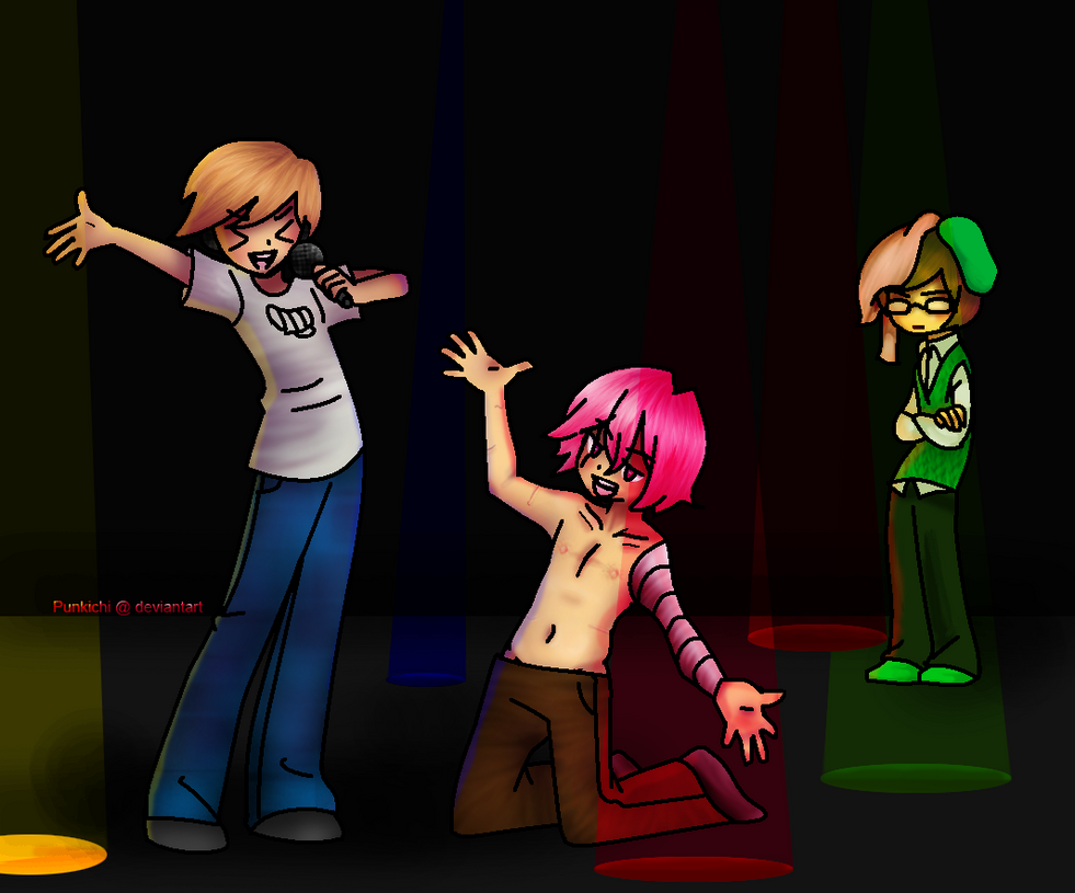 I feel like Dancin by Punkichi