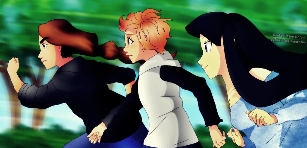 Runnin With Team 1 by Punkichi