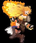 Yang Redraw by Punkichi