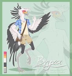 [Comm] Bryza the Secretary Bird
