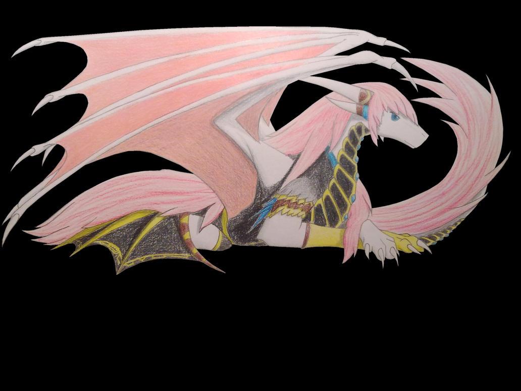 Dragon Luka by IdrewAcow
