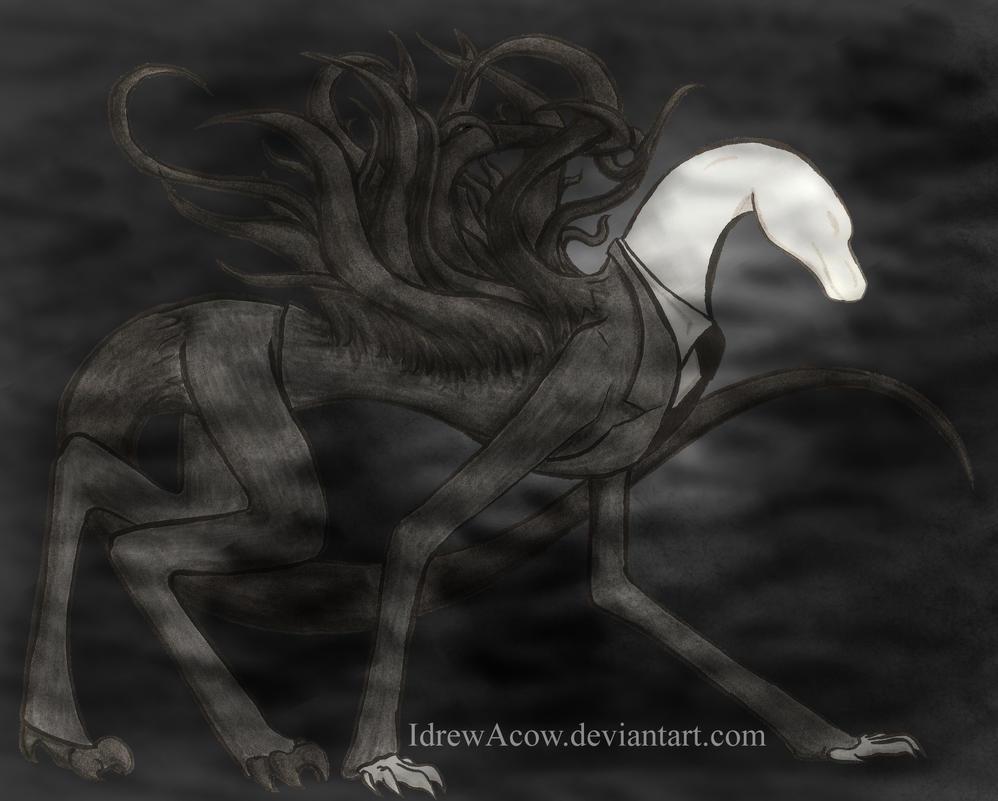 Dragon Slender by IdrewAcow