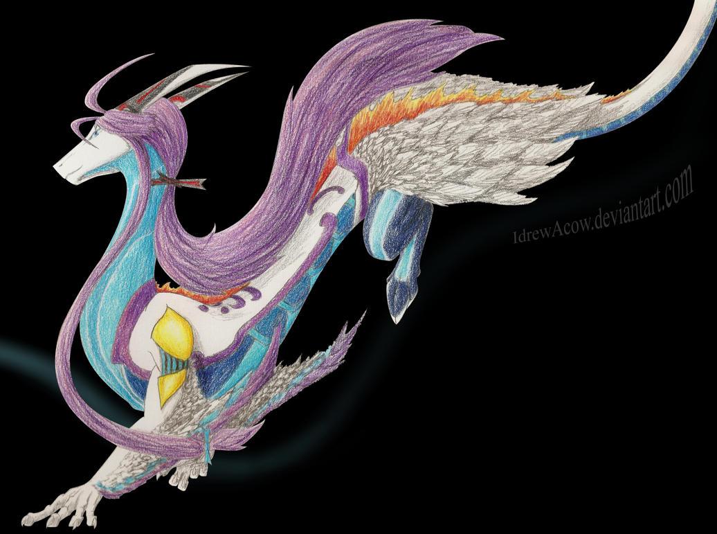 Dragon Gakupo by IdrewAcow