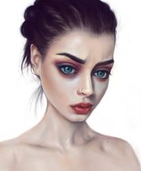 Felice Fawn by ElenaSai