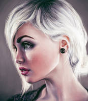 Devon Jade by ElenaSai