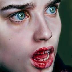 Blood by ElenaSai
