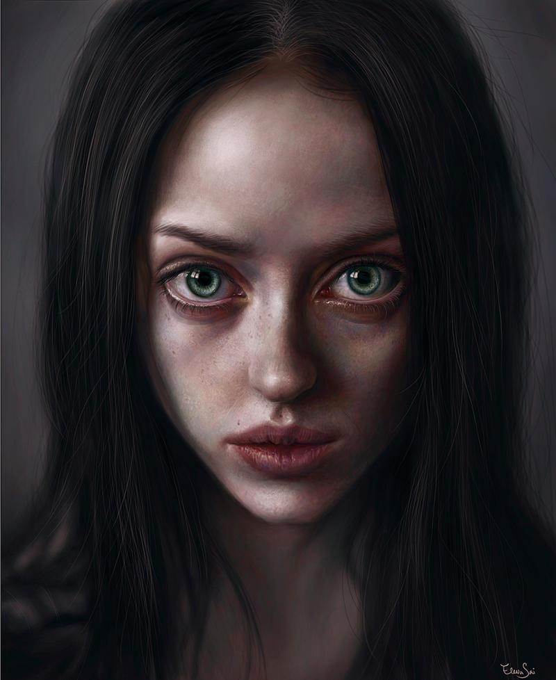 Katherine by ElenaSai