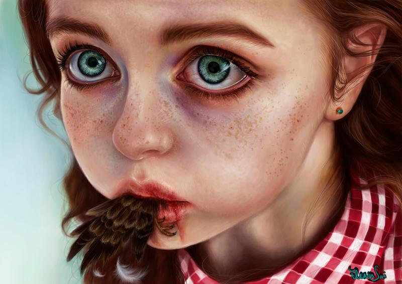 Maggie by ElenaSai