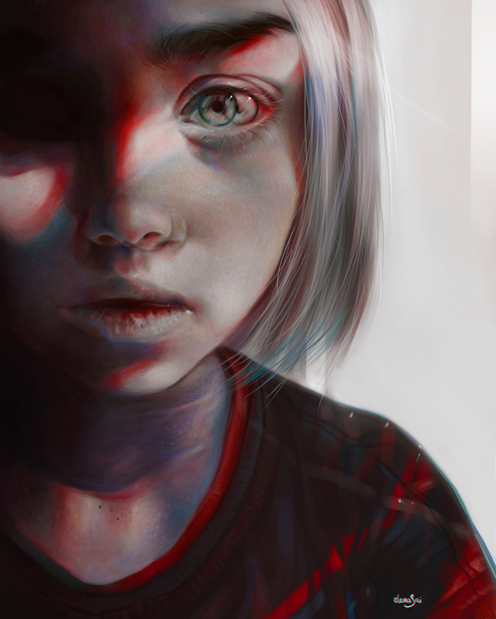 Katia by ElenaSai