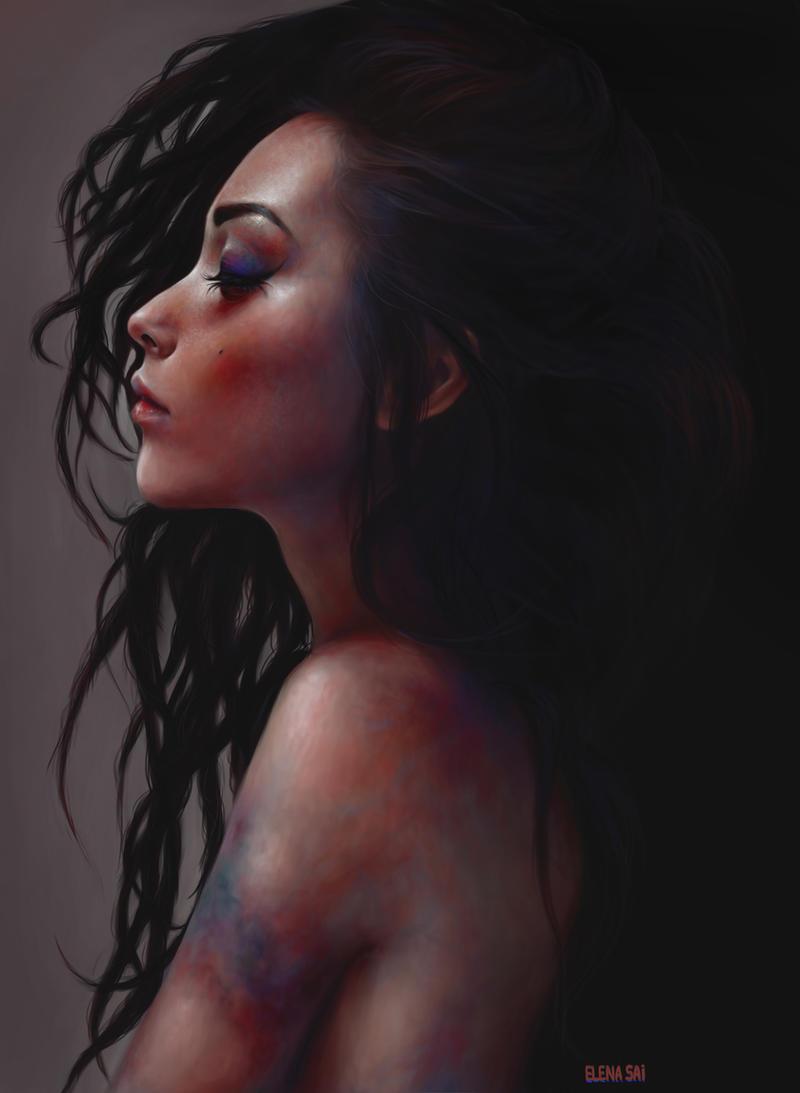 witch by ElenaSai