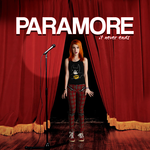 Paramore Research Help?