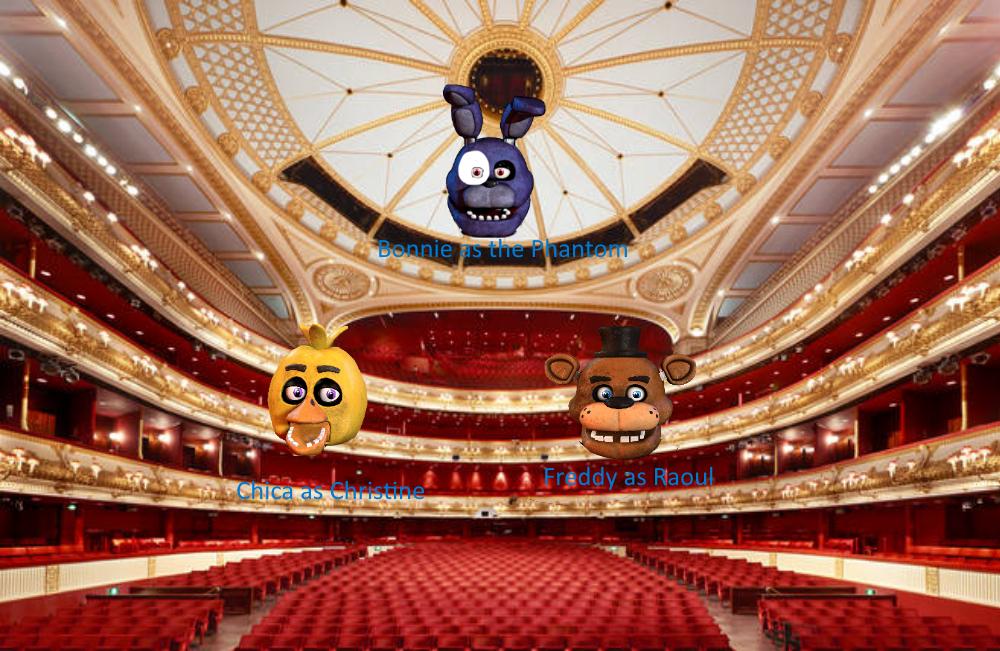Five night at the Opera