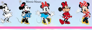 Old to new (Minnie Mouse)