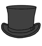 Dr. Slither's Top hat