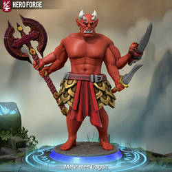 Mehrunes Dagon Daedric prince of destruction