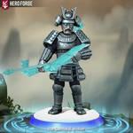 Ice Samurai (Archer)
