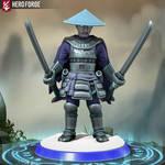 Ice Samurai (Swordsman)