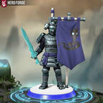 Ice Samurai (Warrior)