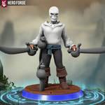 Skeleton Crewmen #4 (Sword master)