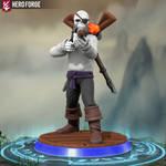 Skeleton Crewmen #5 (Sniper)