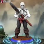 Skeleton Crewmen #10 (war axe)