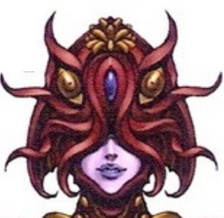Dayu's face
