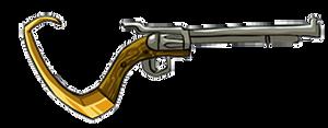 Tennessee Kid Cooper's gun