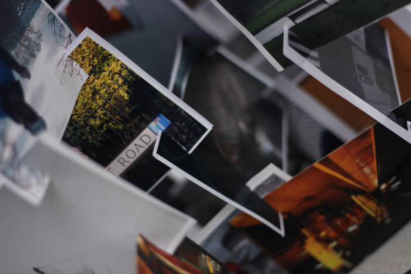 Photographs of Photographs