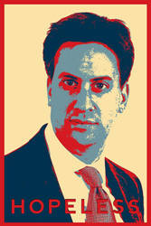 Hopeless Milliband by Tom Robson