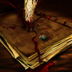 the stabbed diary