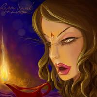 Beautiful Diwali by hotpinkscorpion