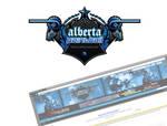 Logo design for AlbertaPaintball.com