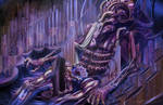 Spoils - Thabbashite Organist