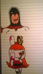 Cartoon Network Mastermind AU by Tiffany-chan123