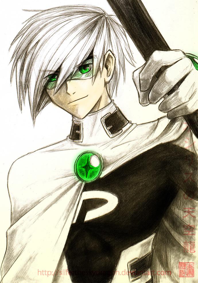 Danny Phantom Revolution manga by slifertheskydragon