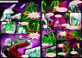 Danny Phantom Rebirth Ch2 3+4 by slifertheskydragon