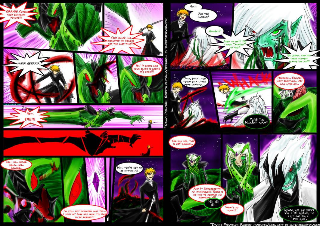 Danny Phantom Rebirth Ch2:5+6 by slifertheskydragon on